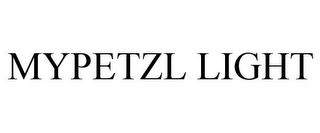 mark for MYPETZL LIGHT, trademark #86790423