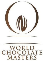 mark for WORLD CHOCOLATE MASTERS, trademark #86806228