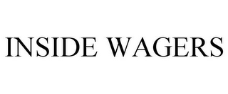mark for INSIDE WAGERS, trademark #86812256