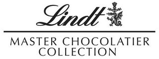 mark for LINDT MASTER CHOCOLATIER COLLECTION, trademark #86817581