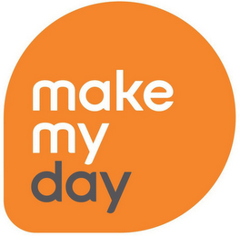 mark for MAKE MY DAY, trademark #86818569