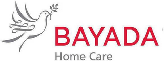 mark for BAYADA HOME CARE, trademark #86823376
