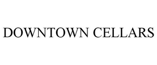 mark for DOWNTOWN CELLARS, trademark #86836035