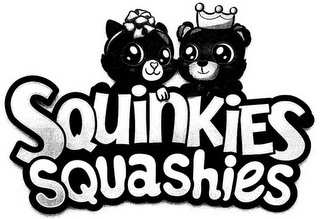 mark for SQUINKIES SQUASHIES, trademark #86845294