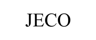 mark for JECO, trademark #86846158