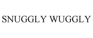 mark for SNUGGLY WUGGLY, trademark #86861877