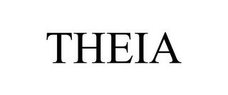 mark for THEIA, trademark #86864558