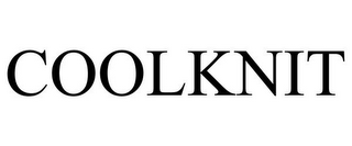 mark for COOLKNIT, trademark #86871337