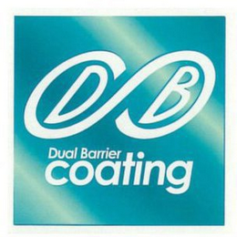 mark for DB DUAL BARRIER COATING, trademark #86882168