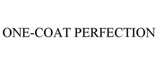 mark for ONE-COAT PERFECTION, trademark #86889331