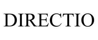 mark for DIRECTIO, trademark #86900412