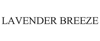 mark for LAVENDER BREEZE, trademark #86947330