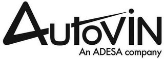 mark for AUTOVIN AN ADESA COMPANY, trademark #86954873