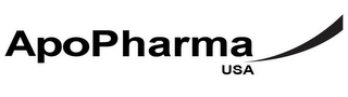 mark for APOPHARMA USA, trademark #86958426