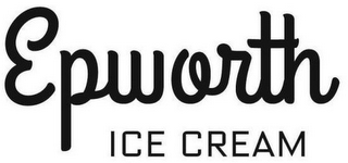 mark for EPWORTH ICE CREAM, trademark #86965993