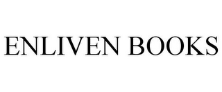 mark for ENLIVEN BOOKS, trademark #86980650