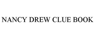 mark for NANCY DREW CLUE BOOK, trademark #86981962