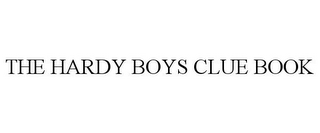 mark for THE HARDY BOYS CLUE BOOK, trademark #86983023