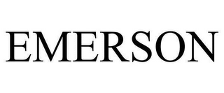 mark for EMERSON, trademark #86983422