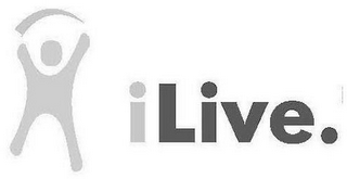 mark for ILIVE., trademark #87003467
