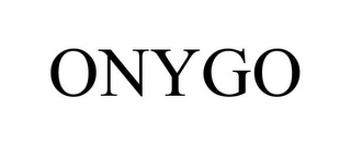 mark for ONYGO, trademark #87019756