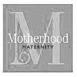 mark for M MOTHERHOOD MATERNITY, trademark #87021293