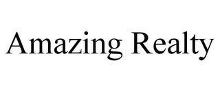 mark for AMAZING REALTY, trademark #87046940