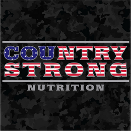 mark for COUNTRY STRONG NUTRITION, trademark #87057750
