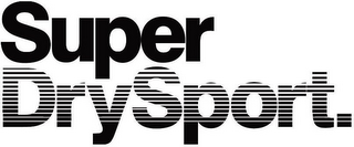 mark for SUPER DRYSPORT, trademark #87061806