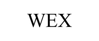 mark for WEX, trademark #87067228