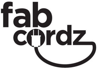 mark for FAB CORDZ, trademark #87069450