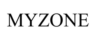 mark for MYZONE, trademark #87083548