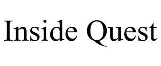 mark for INSIDE QUEST, trademark #87087015