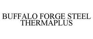 mark for BUFFALO FORGE STEEL THERMAPLUS, trademark #87087759