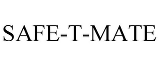 mark for SAFE-T-MATE, trademark #87124498