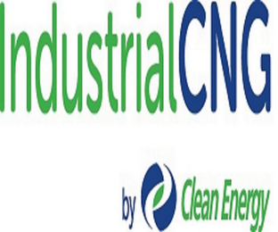 mark for INDUSTRIALCNG BY CLEAN ENERGY, trademark #87144427