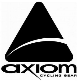 mark for AXIOM CYCLING GEAR, trademark #87149071