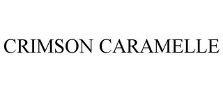 mark for CRIMSON CARAMELLE, trademark #87153613