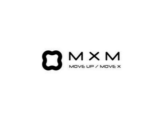 mark for MXM MOVE UP / MOVE X, trademark #87168827