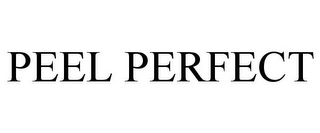 mark for PEEL PERFECT, trademark #87169285