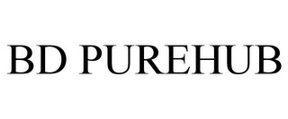 mark for BD PUREHUB, trademark #87169319