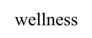mark for WELLNESS, trademark #87183391