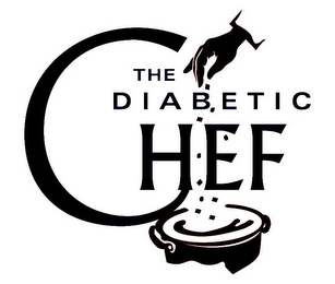 mark for THE DIABETIC CHEF, trademark #87190857