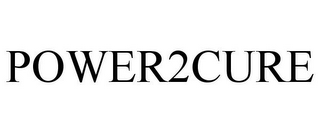 mark for POWER2CURE, trademark #87191460