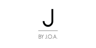 mark for J BY J.O.A., trademark #87205896