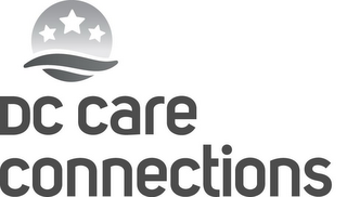 mark for DC CARE CONNECTIONS, trademark #87211851