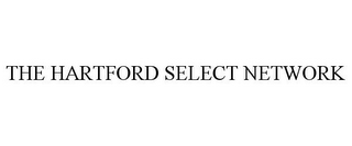 mark for THE HARTFORD SELECT NETWORK, trademark #87211911
