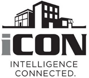 mark for ICON INTELLIGENCE CONNECTED, trademark #87214320