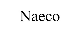 mark for NAECO, trademark #87217187