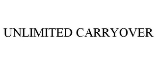 mark for UNLIMITED CARRYOVER, trademark #87221529